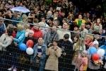 Хор из 4000 человек : Фоторепортаж