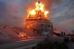 Пожар в Технологическом институте 29 мая 2013 - фото: Фоторепортаж