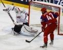 Фоторепортаж: «Хоккей, четвертьфинал ЧМ 2013: Россия-США, 3:8»