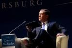 Дмитрий Медведев на III юридическом форуме : Фоторепортаж
