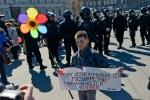 Первомай в Петербурге: Фоторепортаж