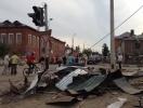 Фоторепортаж: «Последствия урагана в Ефремове, Тульская область»