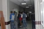 Вооруженные люди под Сургутом : Фоторепортаж