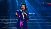 Фоторепортаж: «Финал шоу «Один в один» на Первом канале»