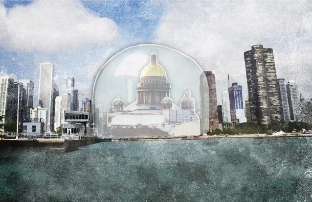 Будущее Петербурга: гетто для мигрантов в «спальниках» или небоскребы в историческом центре