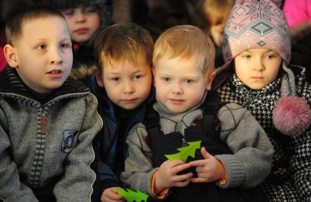 Получить квартиру в Москве можно, взяв на воспитание пятерых детей