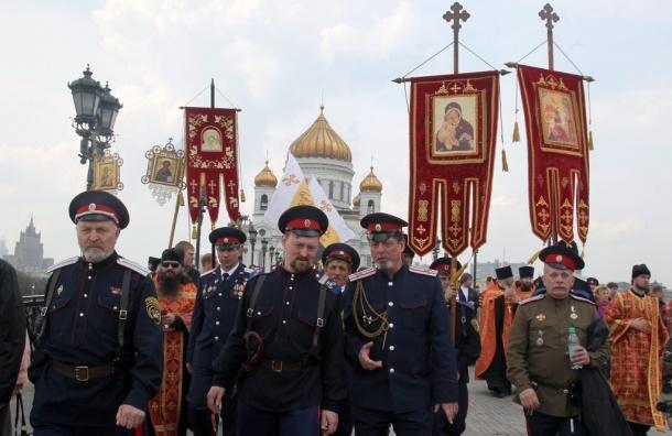 Коммунисты (КПРФ) желают ликвидировать партию казаков России (КаПРФ)