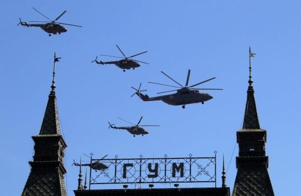 Первый московский вертолетный порт откроется 17 мая на крыше