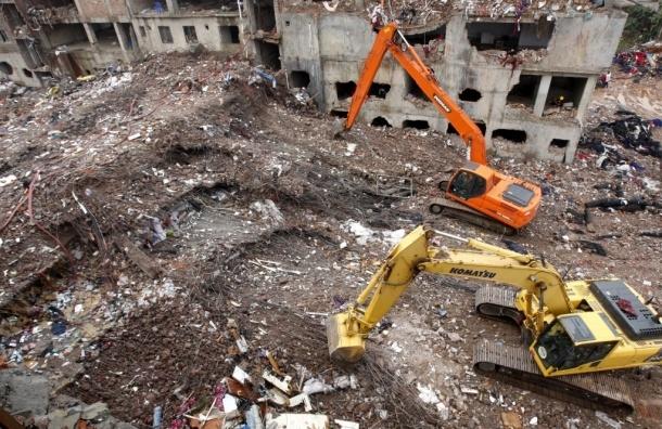Обрушение здания в Бангладеш - самая смертоносная техногенная катастрофа с 1984 года