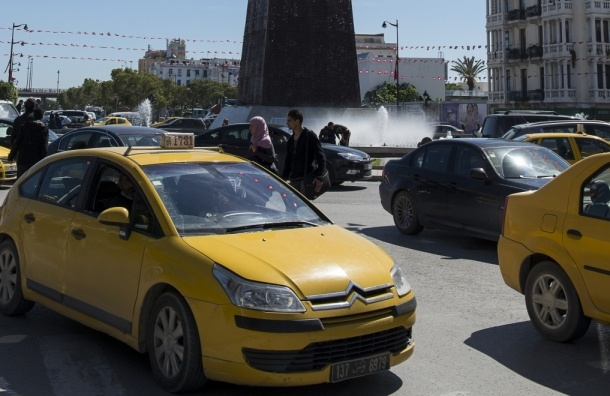 Желтые такси появятся в Москве 1 июля 2013 года