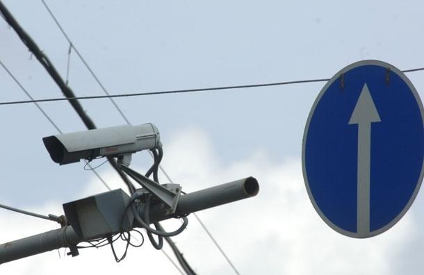 Видеокамеры в Москве будут фиксировать пересечение стоп-линии на перекрестках