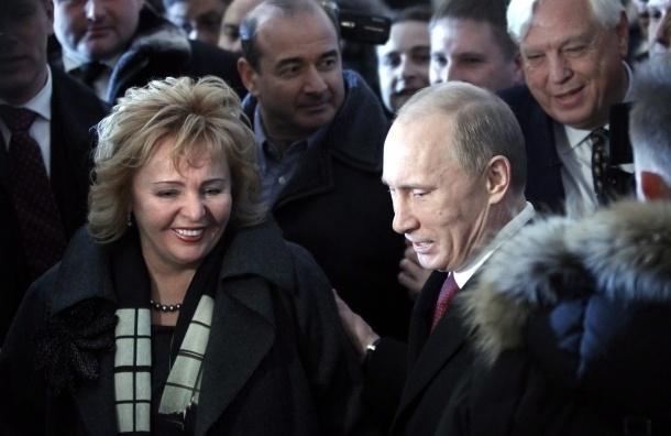 Газета Times сообщила об исчезновении Людмилы Путиной