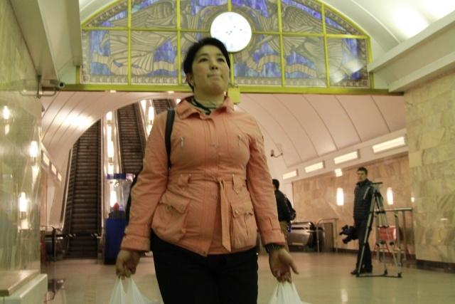 Ночное метро: Фото