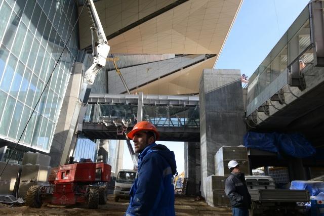 Новый терминал Пулково: Фото