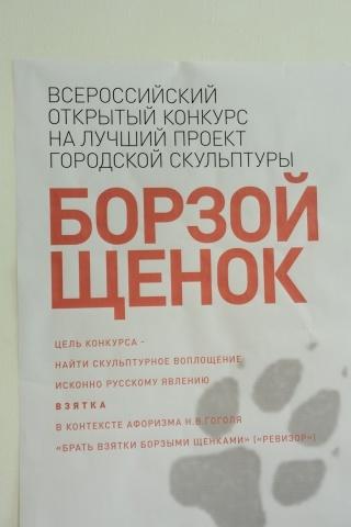 "Конкурс ""Борзой щенок"" - проекты: Фото"