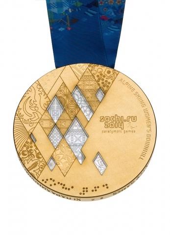 Медали Сочи 2014: Фото