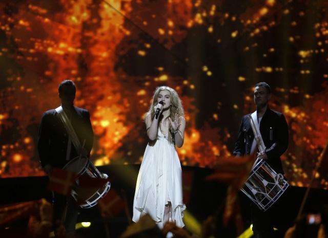 Победитель Евровидение-2013 Эммили де Форест: Фото
