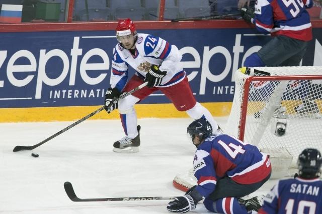 ЧМ по хоккею 2013. Россия-Словакия 12 мая: Фото