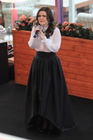 Дина Гарипова на Евровидении: Фото