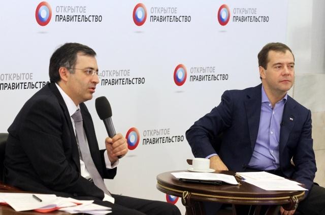 Экономист Сергей Гуриев: Фото