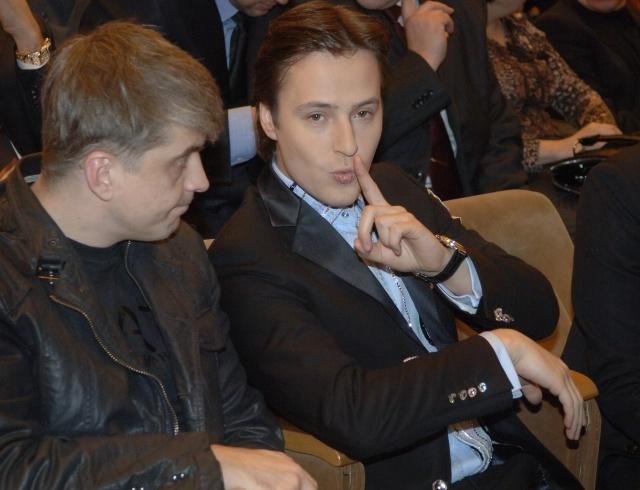 Продюсер Витаса Сергей Пудовкин - фото ИТАР-ТАСС: Фото