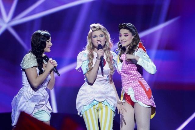Евровидение-2013, первый полуфинал 14 мая: Фото