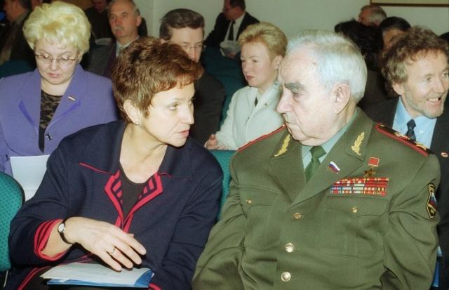 Маршал Виктор Куликов: Фото