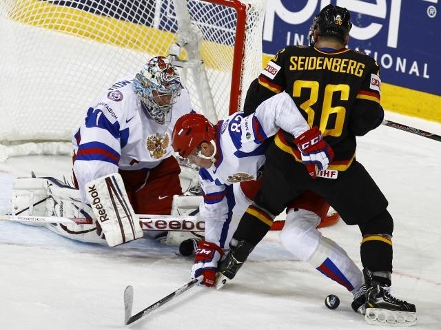 Россия - Германия 5 мая, чемпионат мира по хоккею: Фото
