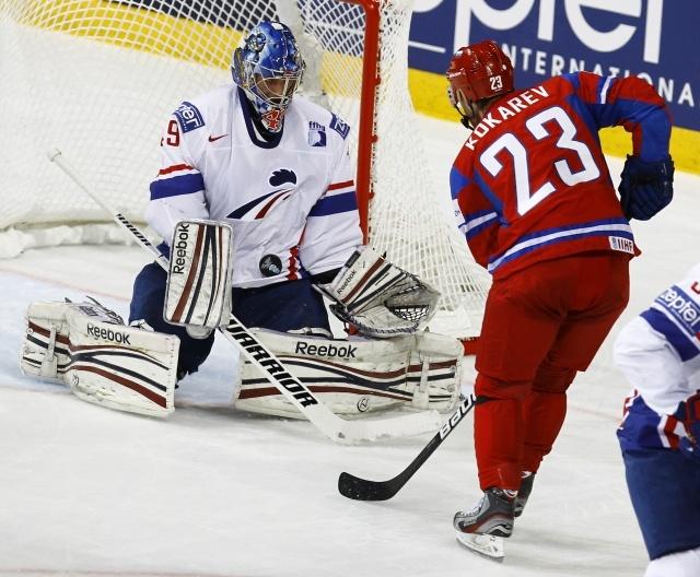 Россия - Франция на ЧМ-2013 9 мая хоккей: Фото