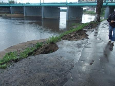 Потоп в Ярославле 30 мая 2013: фото: Фото