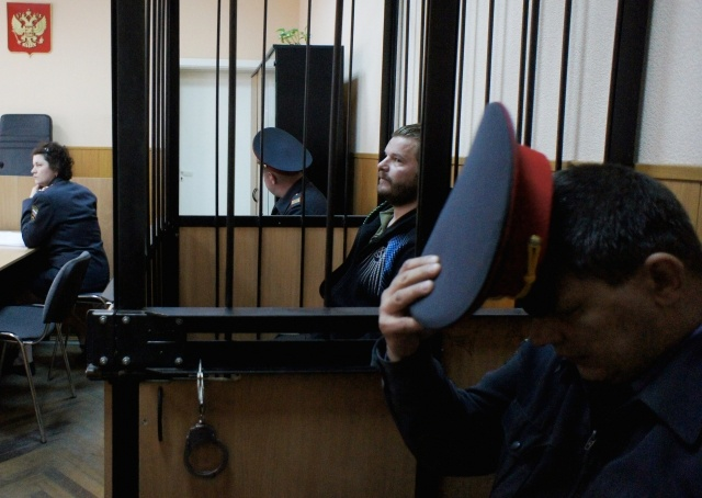 Жемчужный прапорщик суд 12 мая 2013: Фото