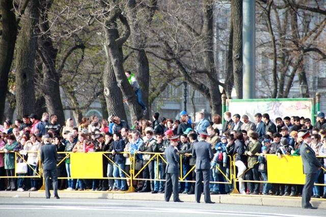 Парад победы 2013 в Петербурге : Фото