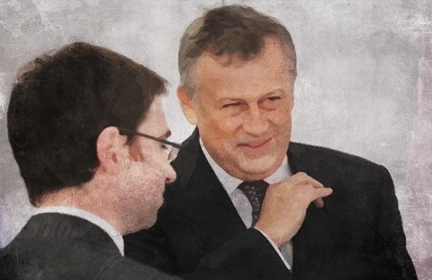 Губернатора Ленобласти и его зама уличили в плагиате диссертаций