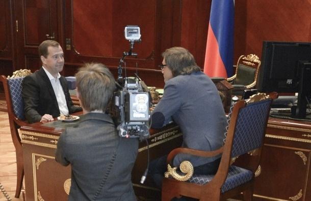 Медведев сказал министрам России о будущей отставке: