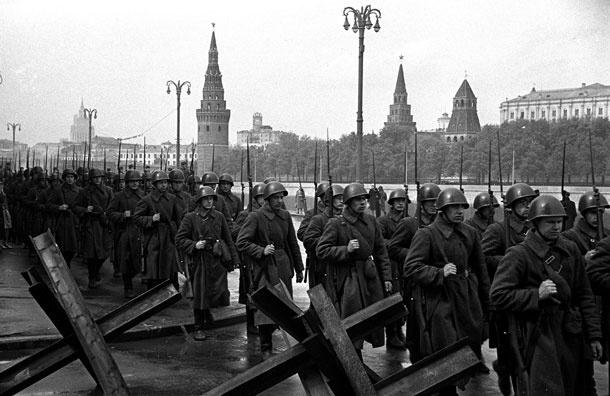 41-й.Москва прифронтовая. Как защищали город