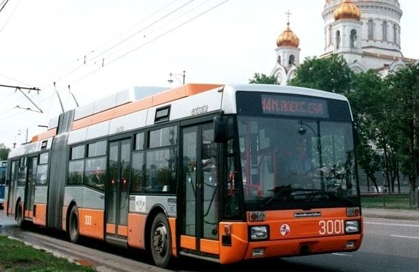 Изменения в движении общественного транспорта в День Победы