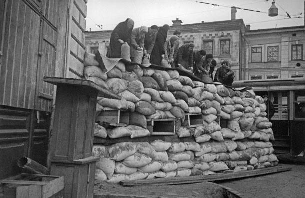 41-й.Москва прифронтовая. Как защищали город › Статьи › MR7.ru