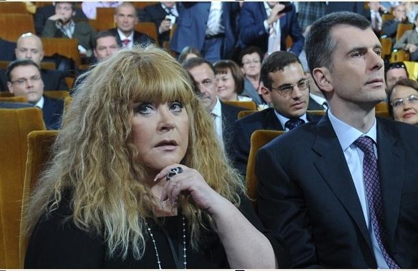 Единым фронтом. Прохоров и Пугачева против усыновления детей однополыми парами