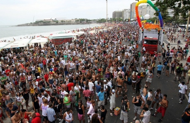 Потребности в гей-параде в Москве нет - мэрия