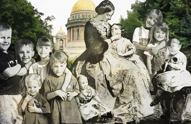 Женщины рожали бы по трое детей, если бы жили в нормальном городе, а не в этом Петербурге