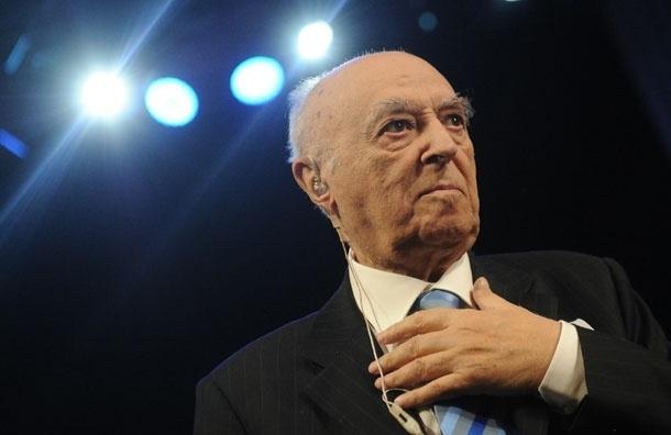 Народному артисту Владимиру Этушу сегодня исполняется 90 лет