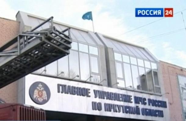 Житель Иркутской области видел взрыв вертолета в воздухе