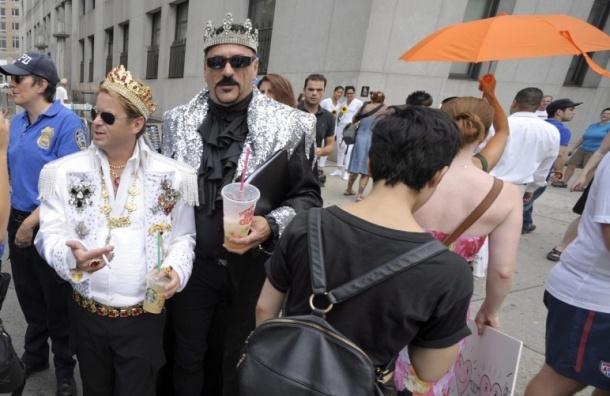 Завтра состоится первая гей-свадьба во Франции