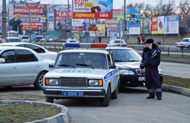Угонщиков автомобиля в Москве задержали по горячим следам
