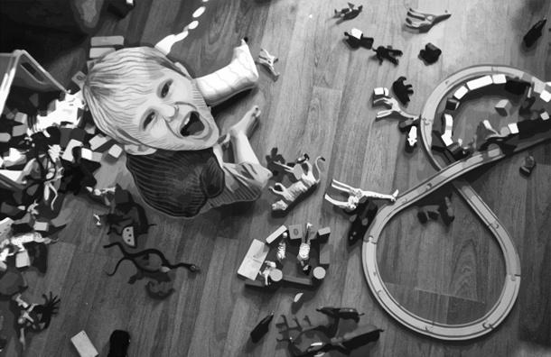 Советы родителям: как приучить ребенка к порядку