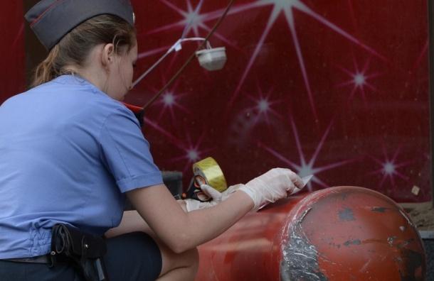 Возбуждено уголовное дело по факту взрыва баллона в Москве
