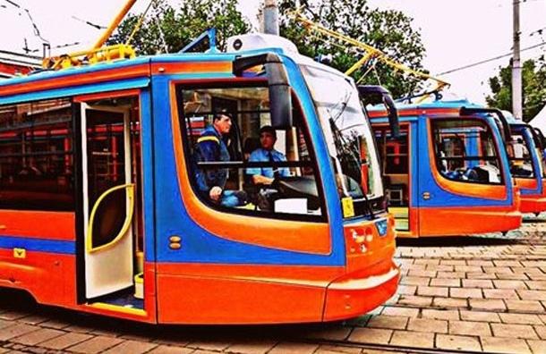 Новые трамваи поедут по Москве уже в июне
