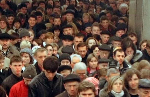В утро пасхального воскресенья московское метро на «фиолетовой» ветке задымилось