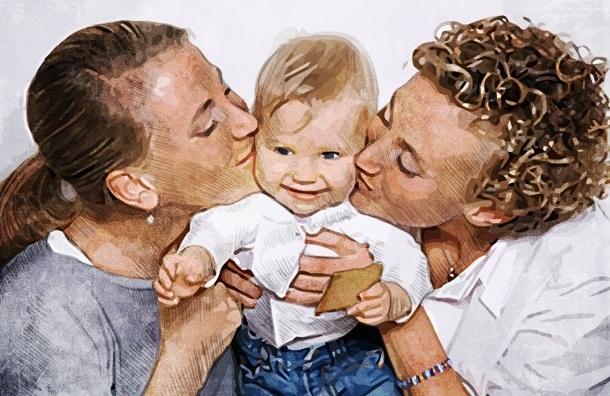 «Мам» и «пап заменят на «родитель №1» и «родитель №2»