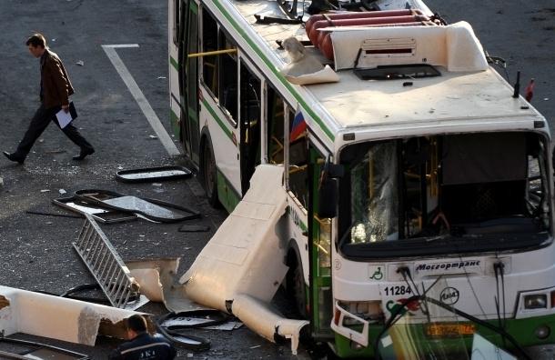 Автобус взорвался на Речном вокзале: в Москве с маршрутов сняли 50 автобусов на газе